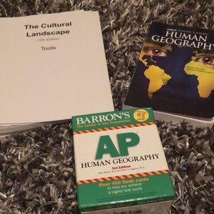 AP Human Geography Essentials